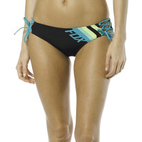 Fox Racing Women's Cosmik Lace Up Side Tie Bikini Bottom