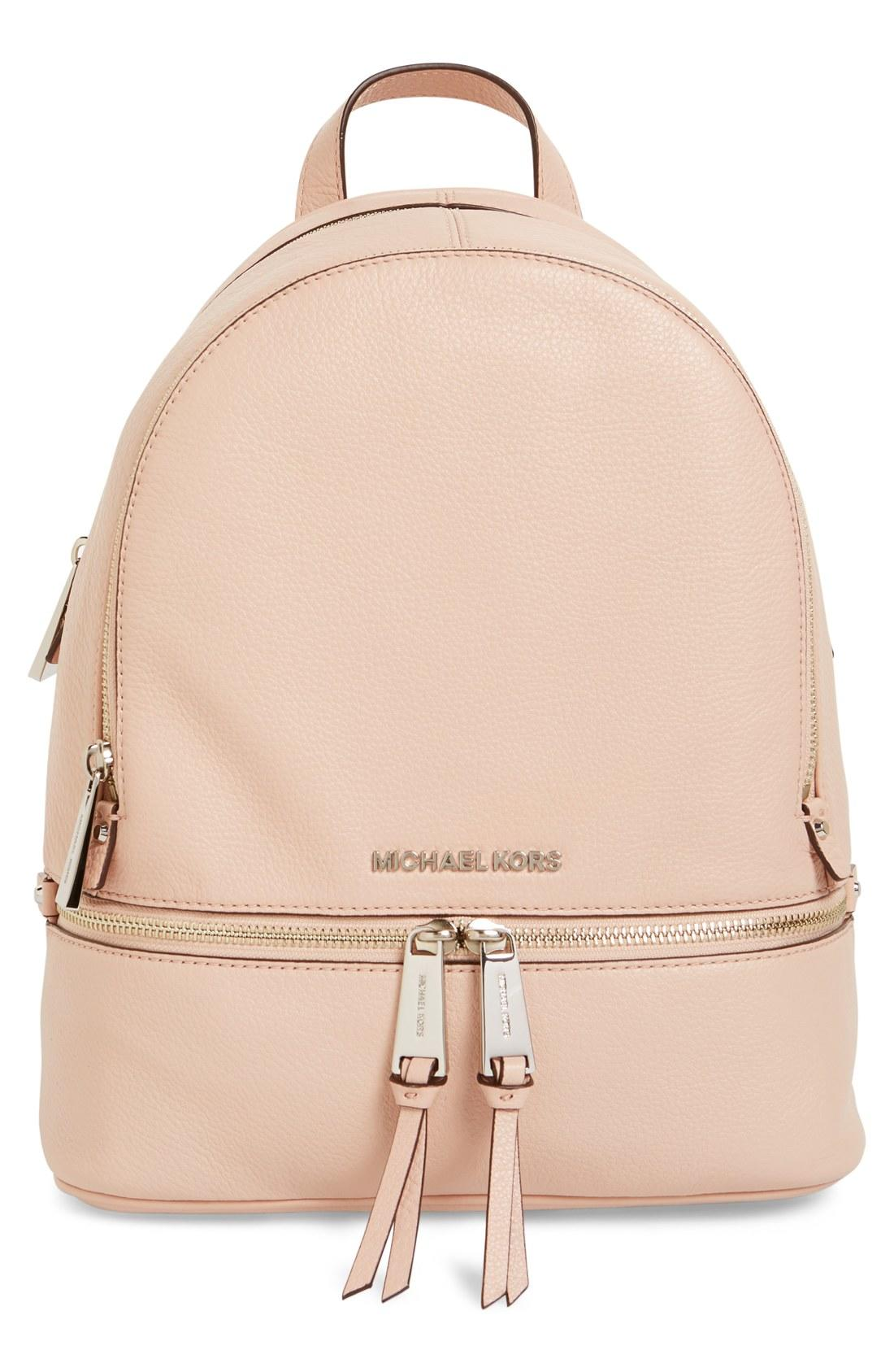 4646b717862 MICHAEL Michael Kors 'Small Rhea Zip' from Nordstrom