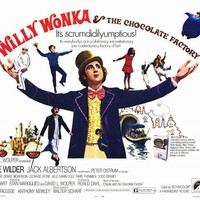 Willy Wonka and the Chocolate Factory 11x14 Movie Poster (1971)