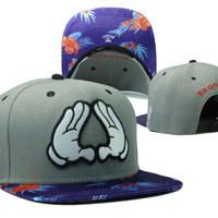 Hip-hop Adjustable Hats [6044692417]
