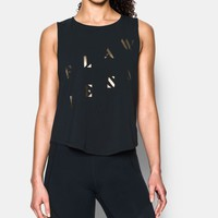 Women's UA Opening Night Flawless Tank | Under Armour US