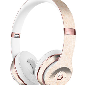 Faded Coral and White SunRise Full-Body Skin Kit for the Beats by Dre Solo 3 Wireless Headphones