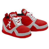 NCAA Alabama Crimson Tide 2015 Sneaker Slipper, Small, Red