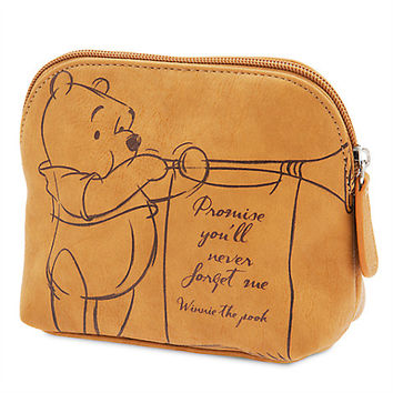 Winnie the Pooh Pouch   Disney Store