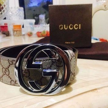 DCCKON Mens Gucci Belt Day First