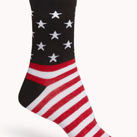 Star-Spangled Crew Socks