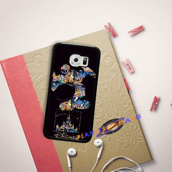 MICKEY MOUSE 3 Samsung Galaxy S6 Edge Plus Case Planetscase.com