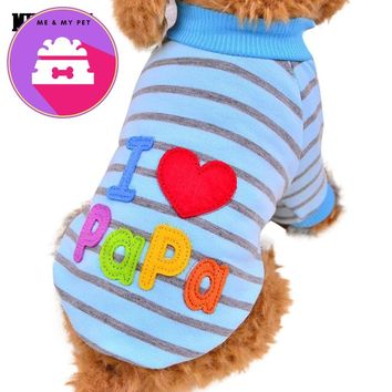 dog clothes for small dogs puppy chihuahua pet clothes  pug clothing dog  roupa pet para gato