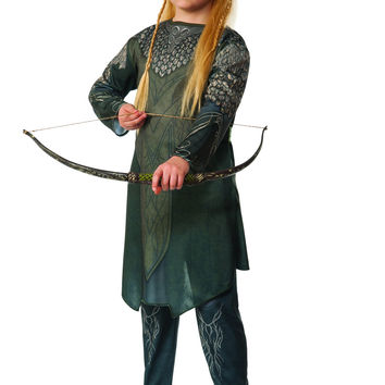Boys Lord of the Rings Legolas Costume