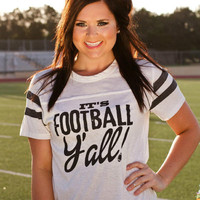 ATX Mafia It's Football Y'all T-Shirt