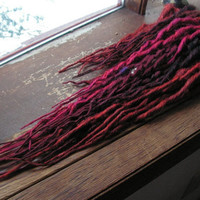 CUSTOM 20 Count DE Long Dread Extensions