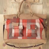 Pendleton Astoria Luggage Bag at Free People Clothing Boutique