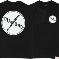 DIAMOND LIGHTNING SS XL-BLACK