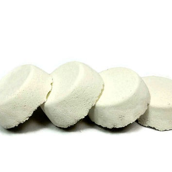 Sinus Relief Shower Tabs - Camphor, Menthol, Eucalyptus and Rosemary - Aromatherapy Shower Tabs - Steam Tabs