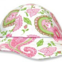 Trend Lab Paisley Park Infant Beach Hat