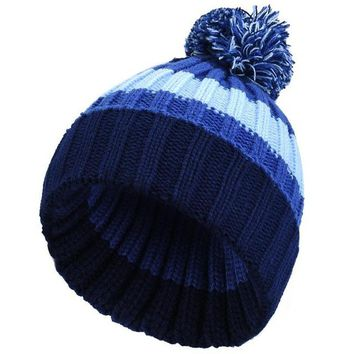 Sports Hat Cap trendy  VBIGER Kids Warm Knitted Hat Children Winter Beanies Skullies Cap for Skiing Skating Outdoor Sports KO_16_1