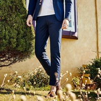 Pants Stylish Slim Casual Blazer [7951298051]