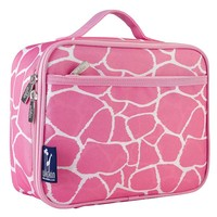 Wildkin Lunch Box - Kids (Pink)