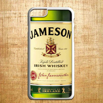 Jameson Irish Whiskey for iphone 4/4s/5/5s/5c/6/6+, Samsung S3/S4/S5/S6, iPad 2/3/4/Air/Mini, iPod 4/5, Samsung Note 3/4, HTC One, Nexus Case*PS*