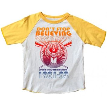 Journey Don't Stop Believing Tee