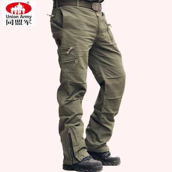 Tactical Pants 101 Airborne Casual Pants Khaki Paintball Plus Size Cotton Pockets Military Army Camouflage Cargo Pant For Men