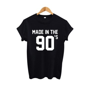 Made In The 90s - Women Graphic Tees