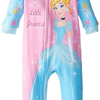Disney Baby-Girls Infant Cinderella Knitted Sleeper