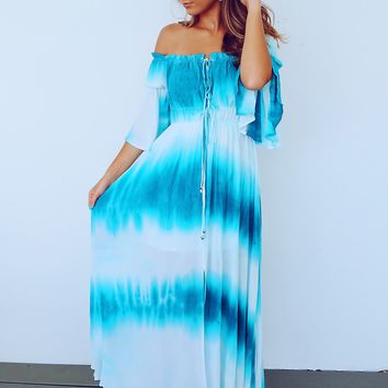 Water Front Maxi: Multi