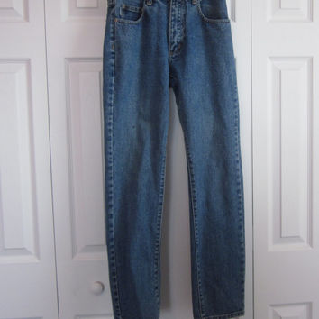 Vintage Grunge High Waisted Jeans Hipster Mom Jeans Womens Teens Size 3 High Waist Denim Jeans 28 Esprit Urban Clothing