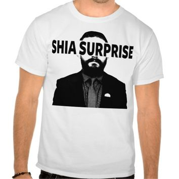 Shia Surprise Tee Shirt