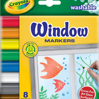 Window Markers 8Ct