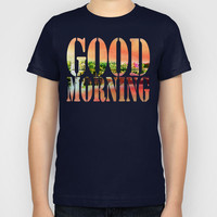 Good Morning Kids T-Shirt by Gréta Thórsdóttir