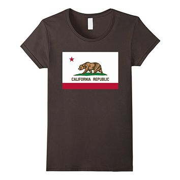 Authentic California Republic Flag T-Shirt