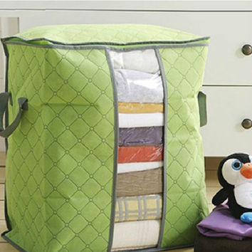 Clothing Cotton Storage Stuff Bag Bags [6268660230]
