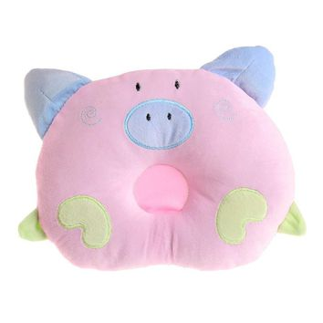 Piggy Baby Pillow