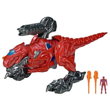 Power Rangers Movie 2017 - T-Rex Battle Zord w/ Red Ranger