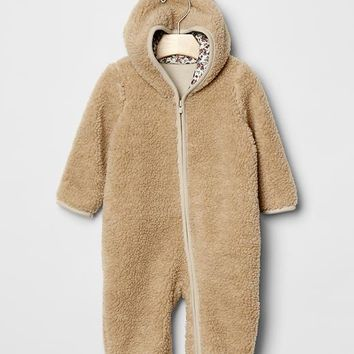 Gap Baby Sherpa Bunny One Piece