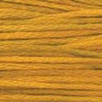 Weeks Dye Works 6-Strand Embroidery Floss 5yd-Tiger's Eye