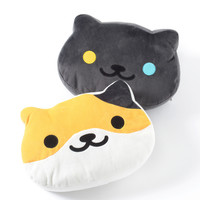 Neko Atsume Big Kororin Cushions Vol. 2