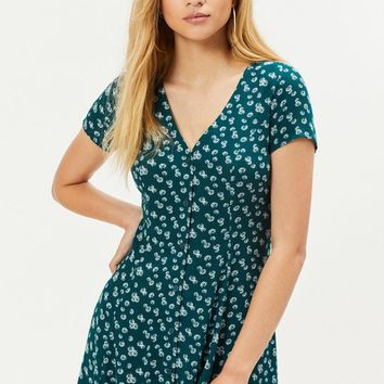 LA Hearts Button Front Dress at PacSun.com