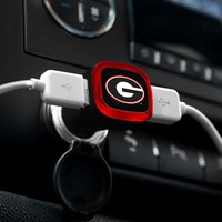 Georgia Bulldogs USB Car Charger
