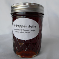 Dr Pepper Jelly