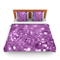"Beth Engel ""Radiance"" Fleece Duvet Cover"