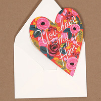 Rifle Paper Company Card - My Heart