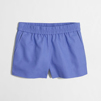 Pull-On Short : Women's Shorts | J.Crew Factory