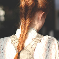 Hairstyle We Love: The PonyFish - Free People Blog