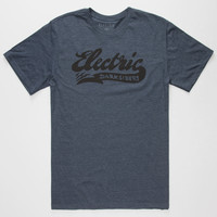 Electric Dark Siders Mens T-Shirt Navy  In Sizes