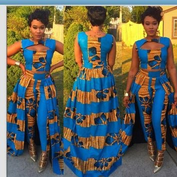African Clothing Africa Bazin Riche Dresses