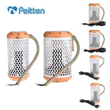 40W/100W ceramic heating lamp with grate