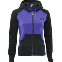 Under Armour Women's Catalyst Full Zip Fleece Hoodie
